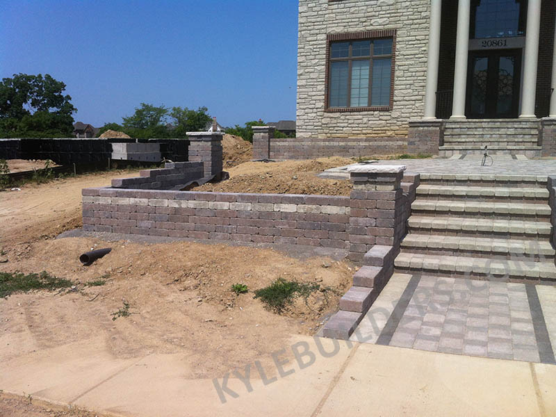 Kyle Builders Decks Brick Paver Patios In Southeast Michigan