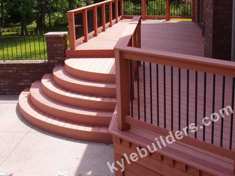 Kyle Builders Southeast Michigan Custom Deck Accessories